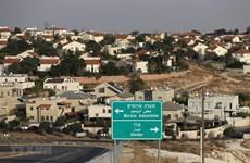 Israel và Mỹ thảo luận về thực hiện kế hoạch sáp nhập Bờ Tây