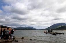 Tìm thấy thi thể học sinh bị đuối nước ở Hồ thủy điện Rào Quán