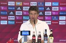 Thomas Mueller: Tôi từng nghĩ đến việc chia tay Bayern