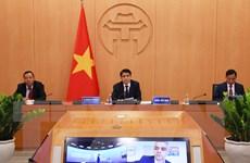 Chủ tịch Hà Nội chia sẻ kinh nghiệm chống dịch COVID-19 với thế giới