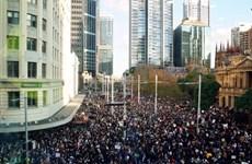 Tòa án phúc thẩm bang NSW bác bỏ lệnh cấm biểu tình ở Sydney