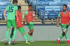 Real và Barcelona căng sức tập luyện chuẩn bị cho ngày trở lại