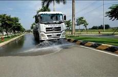 [Video] Thành phố Hà Nội quyết định chi 114 tỷ đồng rửa đường
