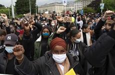 Biểu tình phản đối phân biệt chủng tộc lan rộng ở Thụy Sĩ
