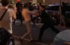 Mỹ: Một cảnh sát bị buộc tội dùng vũ lực quá mức với người biểu tình
