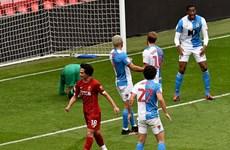 Liverpool chạy đà cho ngày trở lại bằng chiến thắng 'hủy diệt'