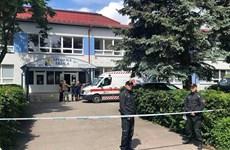 Slovakia: Tấn công bằng dao tại trường tiểu học, hiệu phó thiệt mạng