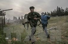 Mỹ ủng hộ lệnh ngừng bắn do Liên hợp quốc bảo trợ tại Libya