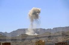 Liên quân Arab tuyên bố phá hủy tên lửa tấn công Saudi Arabia