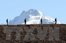 Ấn Độ khẳng định kiểm soát tình hình dọc biên giới với Trung Quốc