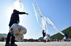 60% người dân Hàn Quốc phản đối rải truyền đơn sang Triều Tiên