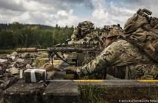 'Binh sỹ Mỹ ở Đức có ý nghĩa quan trọng đối với an ninh Mỹ và châu Âu'