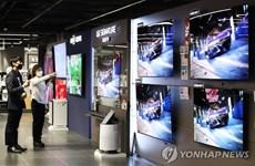 Thị phần của Hàn Quốc trên thị trường TV toàn cầu dự kiến sụt giảm