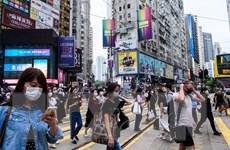 Tình hình dịch COVID-19: Hong Kong nới lỏng các biện pháp hạn chế