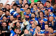 Hạ Juventus ở loạt sút luân lưu, Napoli vô địch Coppa Italia