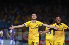 Thắng Hà Nội FC, Sông Lam Nghệ An leo lên ngôi đầu bảng