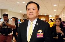 Phó thủ tướng Thái Lan tình nguyện thử nghiệm vắcxin ngừa COVID-19