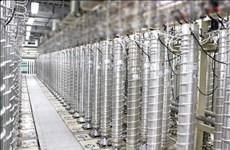 IAEA thông qua nghị quyết yêu cầu Iran cho tiếp cận 2 cơ sở hạt nhân