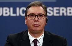 Tổng thống Serbia Vucic sẵn sàng thảo luận về vấn đề Kosovo