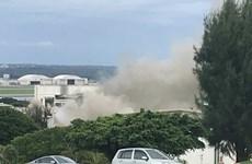 Nhật Bản: Cháy lớn tại căn cứ không quân Mỹ trên đảo Okinawa