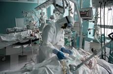 Dịch bệnh COVID-19: Số ca nhiễm tại Nga tiếp tục tăng mạnh