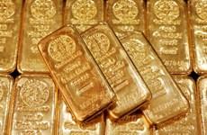 Giá vàng châu Á vẫn áp sát mức cao nhất trong gần 8 năm