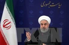 Tổng thống Iran Rouhani nêu điều kiện đàm phán với Mỹ