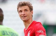 Hình ảnh đáng nhớ trong ngày Bayern hân hoan nâng Đĩa bạc Bundesliga