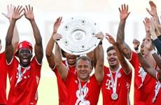 8 điều thú vị về chức vô địch thứ 8 liên tiếp của FC Bayern
