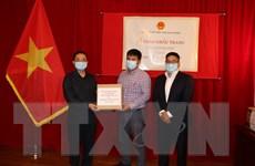 Trao tặng 50.000 khẩu trang cho cộng đồng người Việt tại Canada