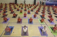 Festival Yoga toàn quốc năm 2020 - Hành trình về miền di sản xứ Thanh