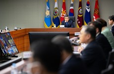 Mỹ-Hàn hợp tác về chuyển giao Quyền Chỉ huy tác chiến thời chiến