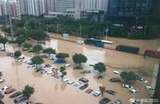 Mưa dông tại Trung Quốc làm hơn 20 người thiệt mạng và mất tích