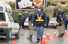 Dịch COVID-19: Nam Phi cảnh báo nguy cơ bùng phát đợt dịch tiếp theo