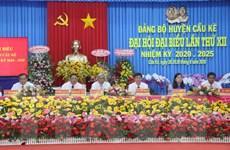 Trà Vinh: Huyện Cầu Kè tạo đột phá về kinh tế, hoàn thành mục tiêu
