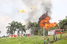 Chủ tịch Hà Nội: Công khai nồng độ hóa chất sau vụ cháy ở Long Biên