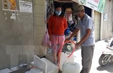 Ninh Thuận chỉ đạo thi công đường ống cho khu dân cư 8 năm thiếu nước