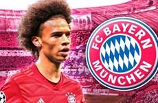 Truyền thông châu Âu: Leroy Sane đã ký hợp đồng 5 năm với Bayern