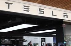 Tesla là nhà sản xuất ôtô có vốn hóa thị trường lớn nhất thế giới