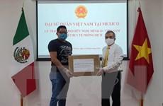 Thống đốc bang Guerrero cảm ơn Việt Nam hỗ trợ phòng chống dịch