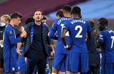 Thua sốc West Ham, Chelsea đối mặt nguy cơ mất tốp 4 vào tay M.U
