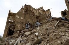 Liên quân Arab mở chiến dịch quân sự nhằm vào lực lượng Houthi