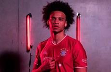 'Bom tấn' Leroy Sane chính thức gia nhập Bayern Munich