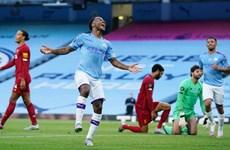 Cựu vương Manchester City vùi dập tân vương Liverpool
