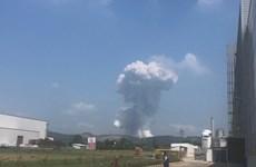 Thổ Nhĩ Kỳ: Nổ lớn tại nhà máy sản xuất pháo hoa ở Sakarya