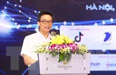 Phó Thủ tướng: Việt Nam kiên trì mục tiêu chiến lược chuyển đổi số