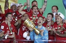 Khoảnh khắc đáng nhớ trong 20 lần vô địch DFB Cup của Bayern