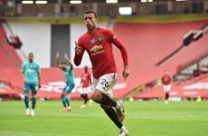 Kết quả bóng đá: Manchester United giành chiến thắng hủy diệt