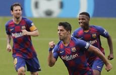 Thắng đậm Villarreal, Barcelona nuôi hy vọng mong manh trước Real