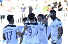 Kết quả V-League: Thanh Hóa bại trận, Hoàng Anh Gia Lai lên tốp 4